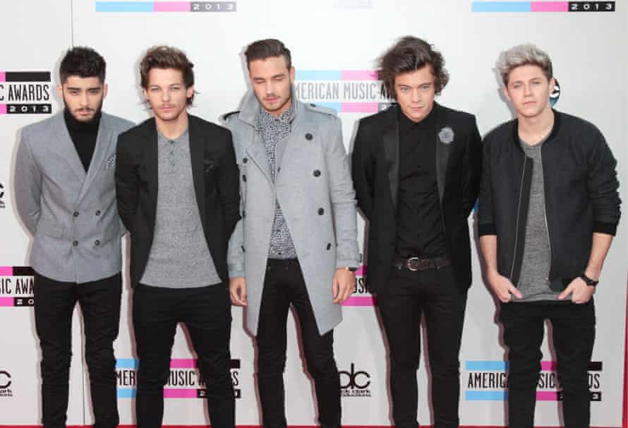 One Direction in 2014