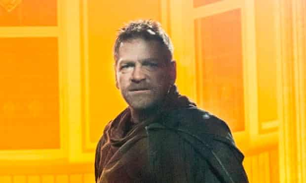 Kenneth Branagh directed and starred in Macbeth at the 2013 Manchester international festival