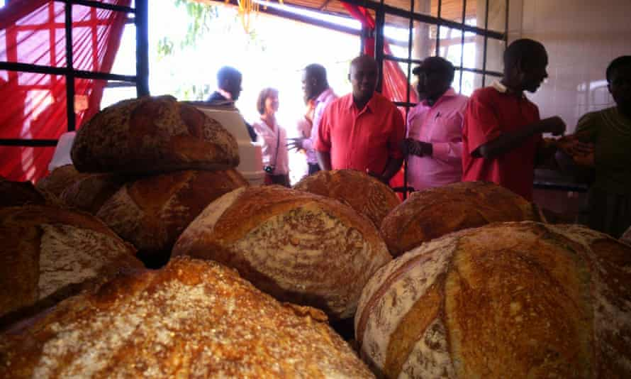 Ujima bakery, Kenya