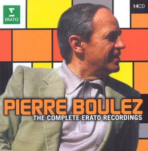 <strong>Pierre Boulez: The Complete Erato Recordings</strong>