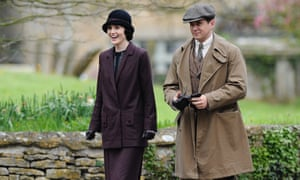 Michelle Dockery, as Lady Mary Crawley, is one of the actors who could return in a Downton film Wakeham/Splash News/Corbis