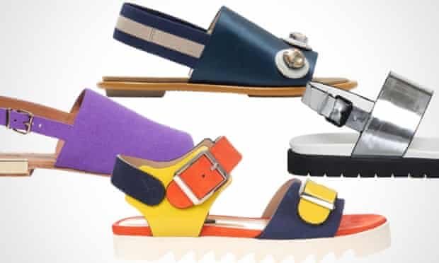 50 of the best sandals – in pictures