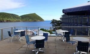 Hotel do Caracol, Terceira