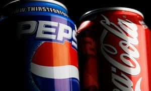 Pepsi reclaims No 2 spot from Diet Coke amid decline in diet