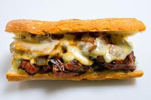 Pat La Frieda's Original Steak Sandwich