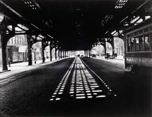 Under the Third Avenue Elevated, 1938