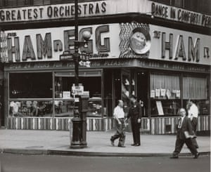 The Ham n Egg on Broadway, 1953/4