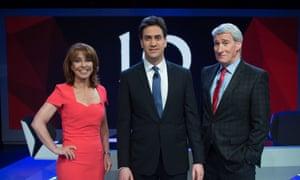 Burley, Miliband, Paxman