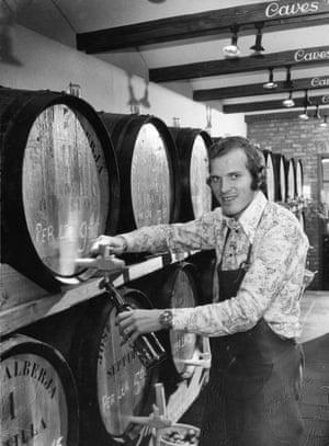 Willy van de Kerkhof in november 1975