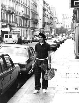 Pierre Littbarski in Paris