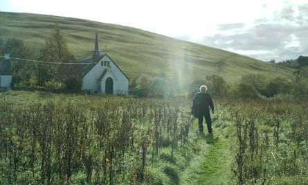 Outstanding in his field … John Renbourn at home.