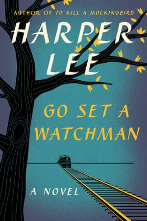 The US cover for Go Set a Watchman
