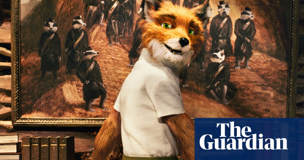 The Film That Makes Me Cry Fantastic Mr Fox The Film That Makes Me Cry The Guardian