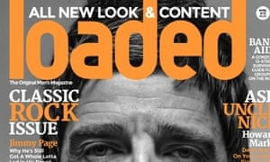 The April edition of Loaded magazine will be its last