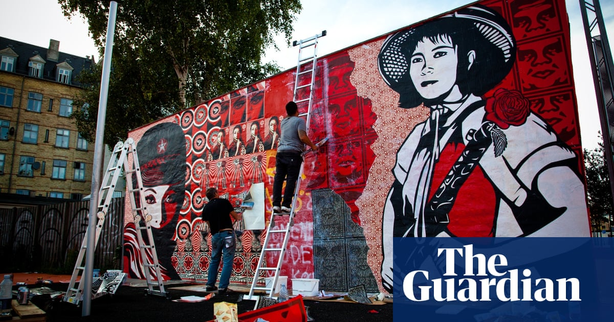 Google Street Art Project We Are Not The Mural Police We Are The