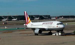 A Germanwings plane