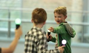 Kids hack day, Gamecity, The National Videogame Arcade, Nottingham