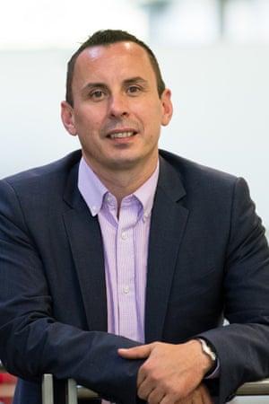Prof Carsten Maple of the University of Warwick