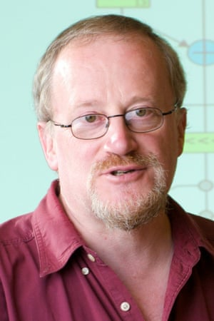 Ross Anderson, University of Cambridge.