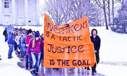 Divestment as a message is fleeting and less impactful than its supporters would like to believe or admit.