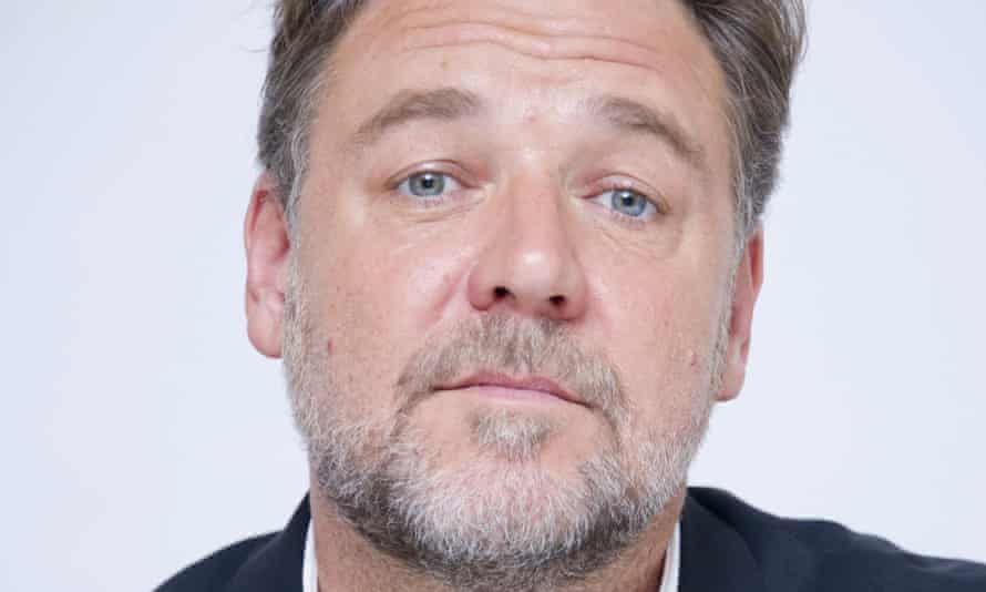 'When I start doing commercials, you'll know I've given up' … Crowe