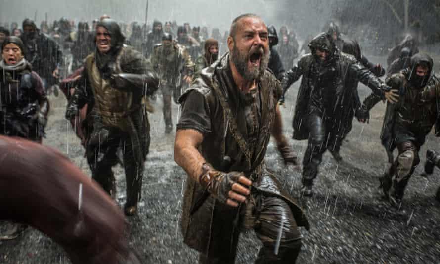 Crowe in Noah.