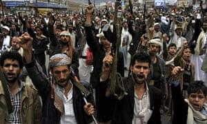 Conflict in Yemen - 26 Mar 2015