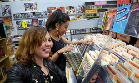 Karen DiConcetto and Celeste Cruz of Daphne and Celeste