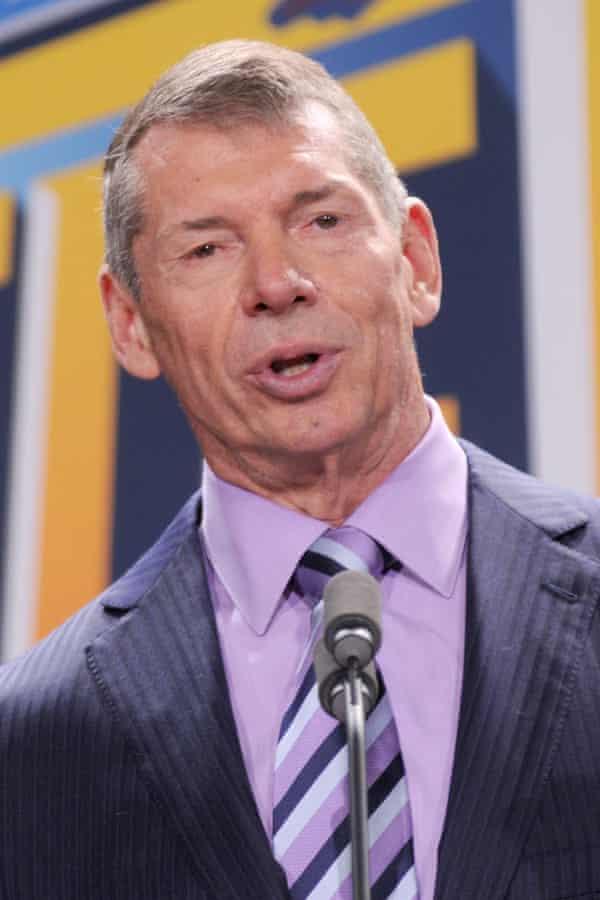 Vince McMahon: a patriarchal hate figure