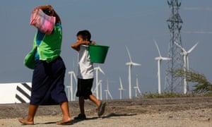 mexico wind turbines power