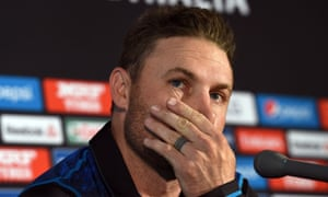 New Zealand captain Brendon McCullum says seriously ill Martin Crowe has been instrumental in preparing the team for the World Cup.