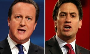 Cameron-Miliband interviews