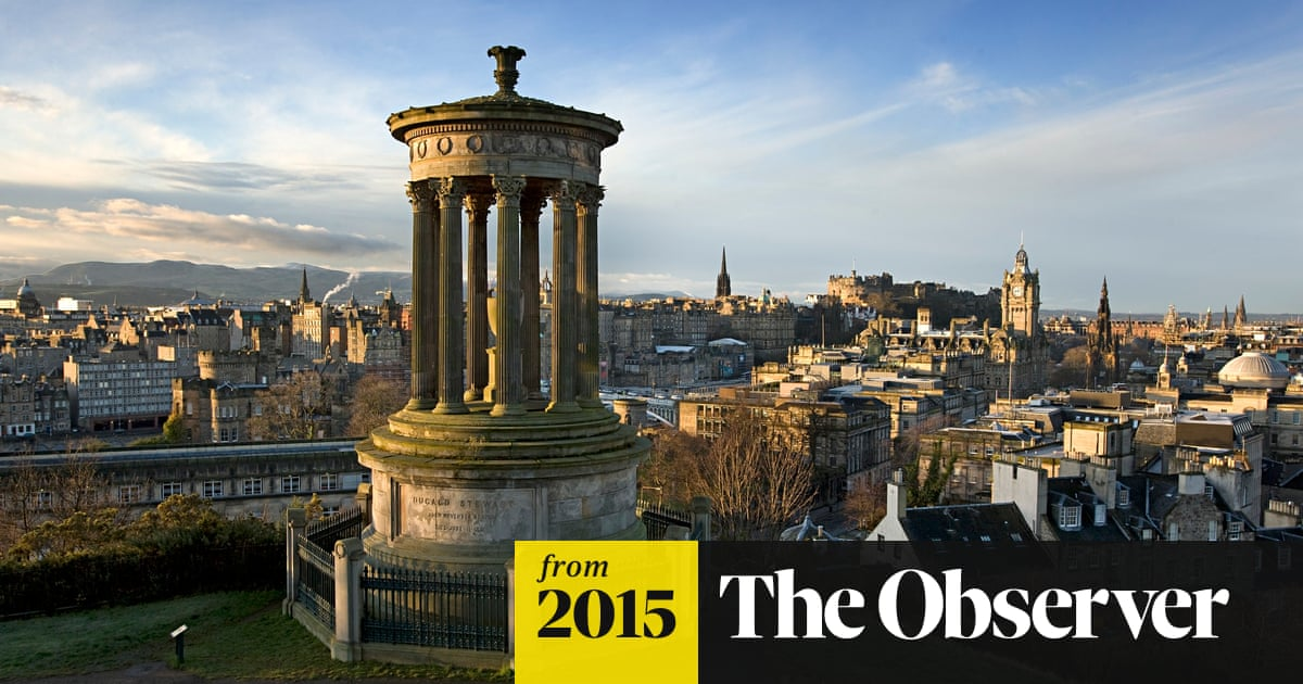 86320145e13f6 Edinburgh's literary history mapped at the click of a button | UK ...