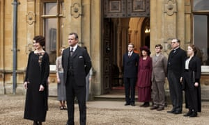 Downton Abbey: loved for so long.