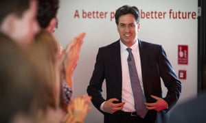 Ed Miliband Labour general election