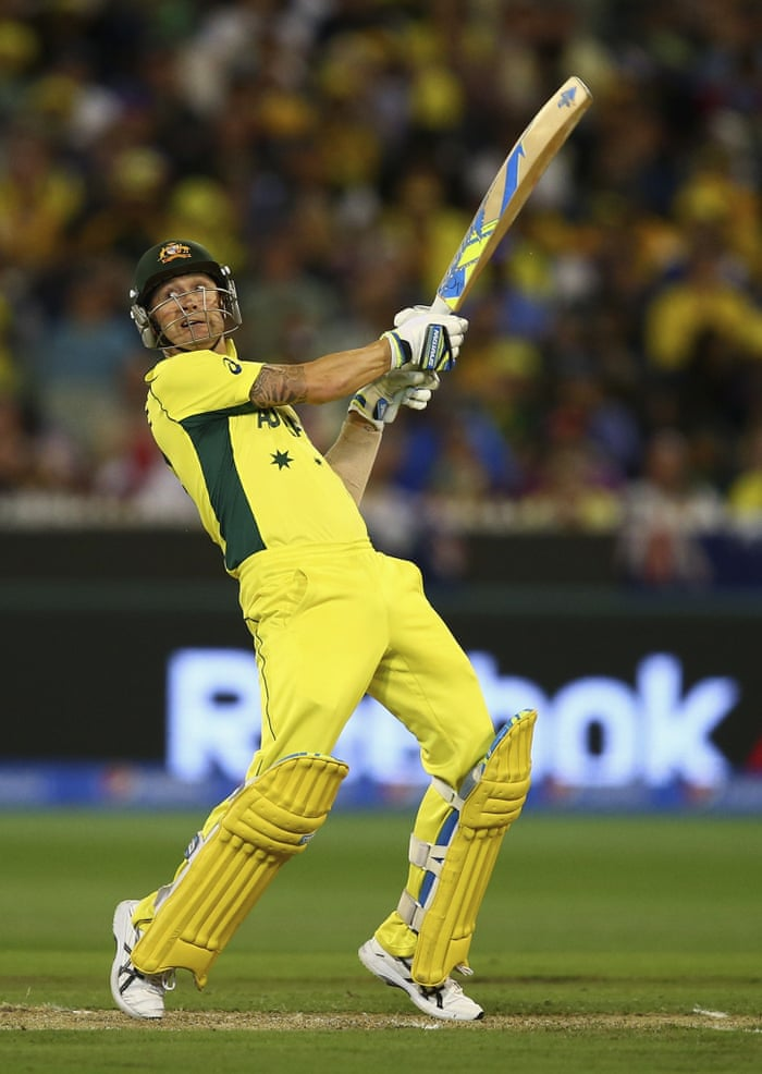 ff94cafd3e18 Australia win Cricket World Cup 2015 final against New Zealand - as it  happened