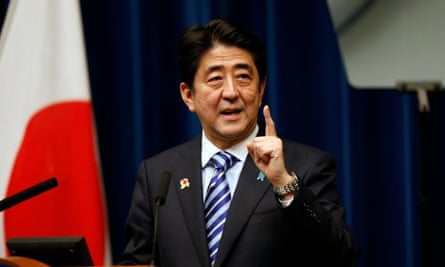 Japan's prime minister, Shinzo Abe, called on businesses to raise salaries. David Cameron however has preferred to stick to a 'flexible' model that has kept real wages low.