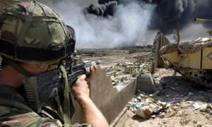 Requiring soldiers on the battlefield to operate to the same standard as police officers patrolling the streets will not work, says the Policy Exchange report.