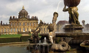 Castle Howard attracts 250,000 paying visitors a year.