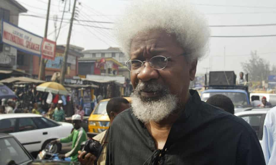 Wole Soyinka said he was recently invited by Goodluck Jonathan, the Nigerian president, to discuss various issues.