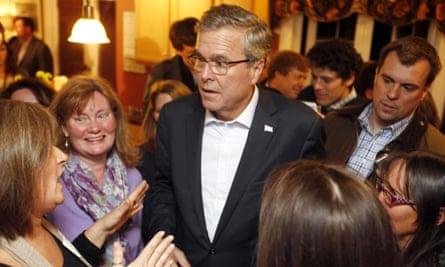Jeb Bush, New Hampshire