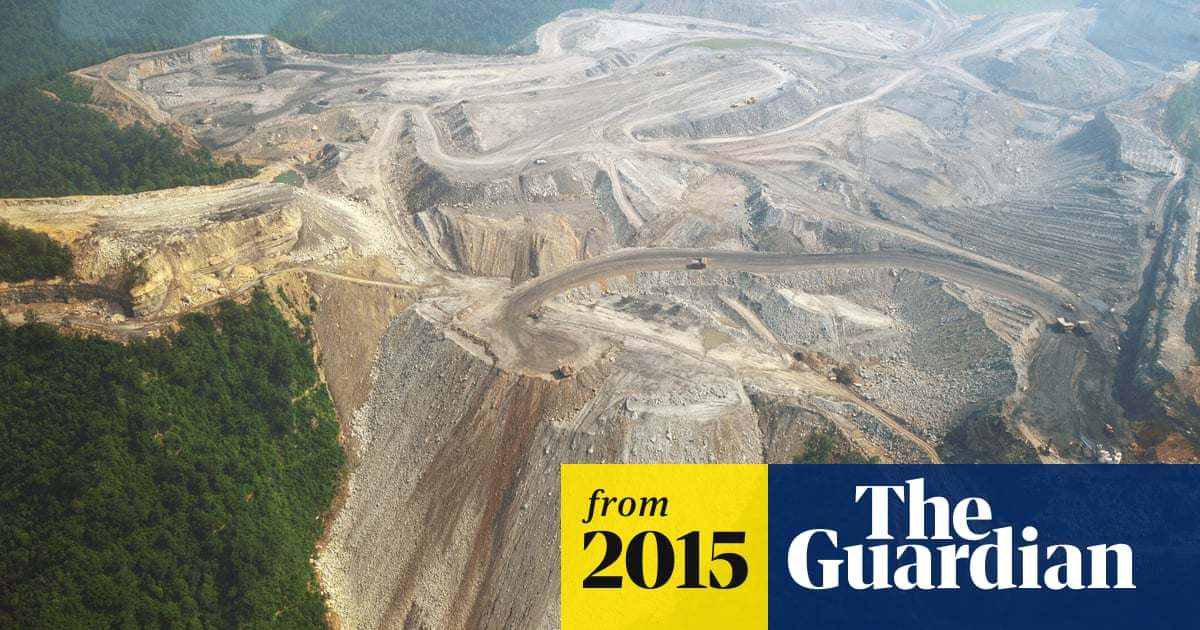 PNC Bank reduces financing for mountaintop removal coal mining