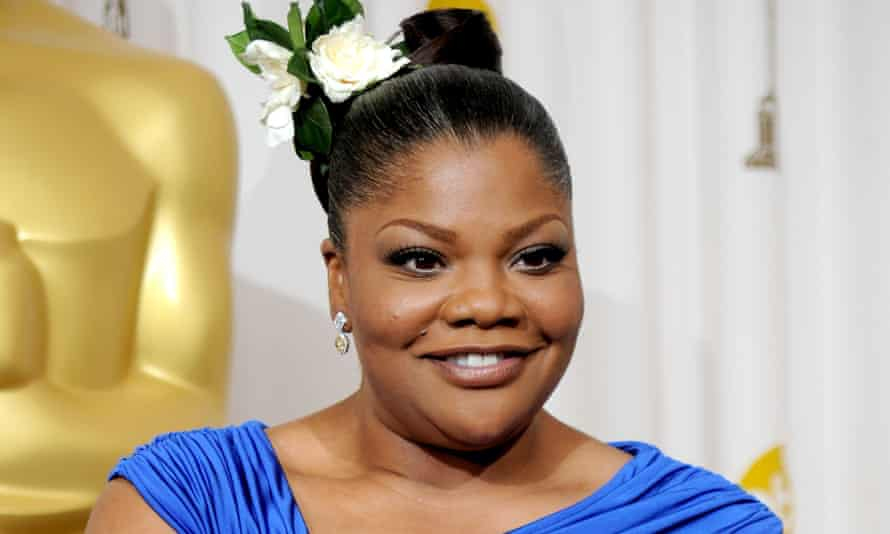 Oscar-winner Mo'nique, who is in a public spat with director Lee Daniels