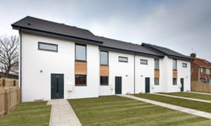 Volula's innovative Spacehus in Blyth is one response to the demand among those buying or renting for a well built, cost-effective home
