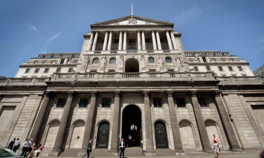 The deputy head of the Bank of England's Prudential Regulation Authority said: 'investments in fossil fuels and related technologies ... may take a huge hit'.
