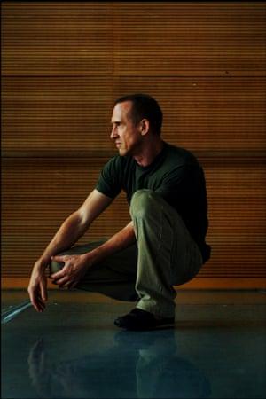 Choreographer William Forsythe