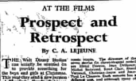 CA Lejeune's final Observer column.