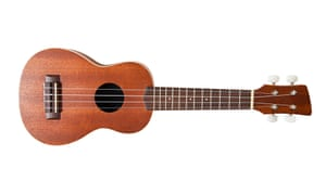 If you do one thing this month … learn to play the ukulele