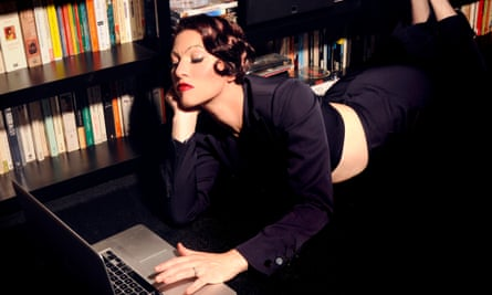 Amanda Palmer's fans can pay as little as $1 or as much as $100 (or more) to become patrons.