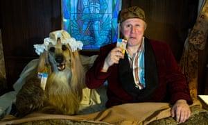Matt Lucas as fallen aristocrat Pompidou